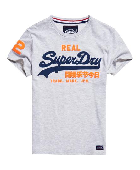 Superdry Vintage Logo Duo Colour T-Shirt