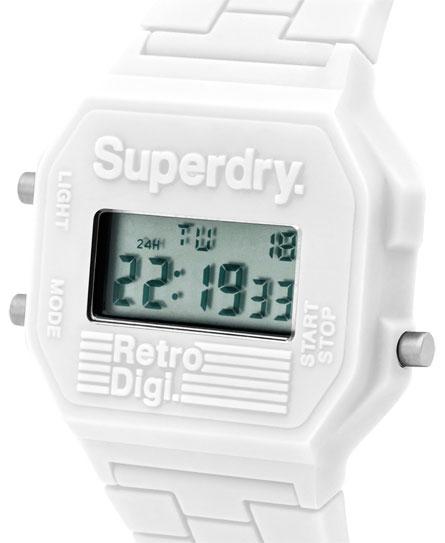 Superdry Mini Retro Digi Colour Block Watch