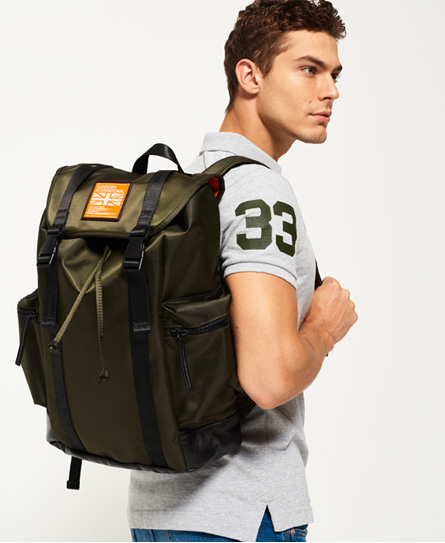 Superdry City Breaker-ryggsekk