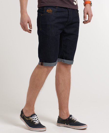 Superdry Officer Slim Shorts - Men's Shorts