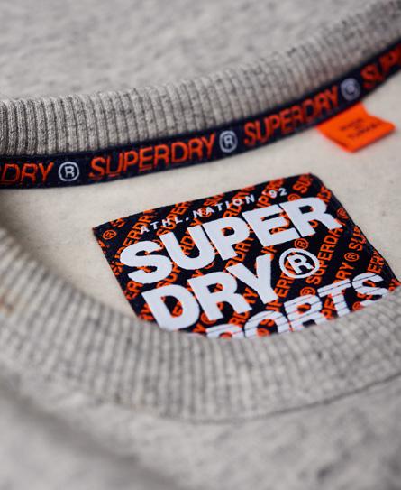 Superdry Retro Stripe Crew Sweatshirt