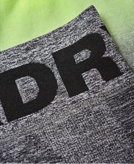 Superdry SD Sport sömlösa leggings med ombréeffekt