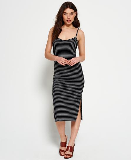 Superdry Superdry Midi Slip kjole