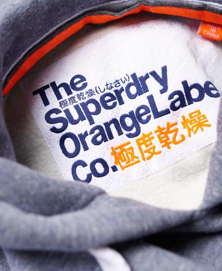 Superdry Orange Label huvtröja