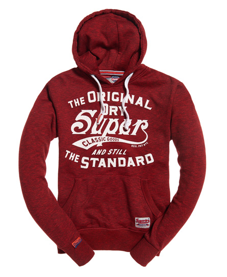 Superdry Classic Standard Hoodie