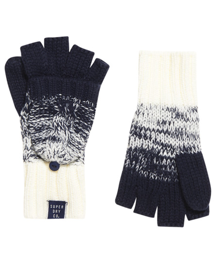 Clarrie Cable Gloves