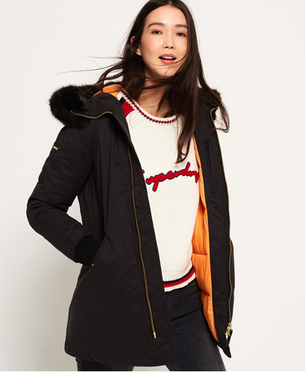 Superdry Superdry Roxton Cocoon parka