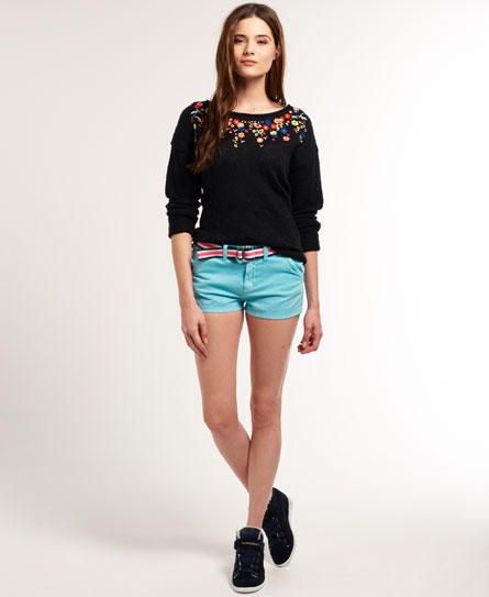 Superdry Superdry International hotpants