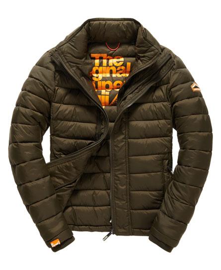Superdry Fuji Triple Zip Through Jacket
