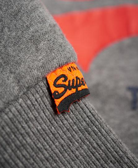 Superdry Vintage Logo Retro hættetrøje