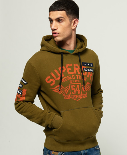 Superdry World Tour Hoodie