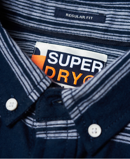 Superdry Academy Sails Button Down Shirt