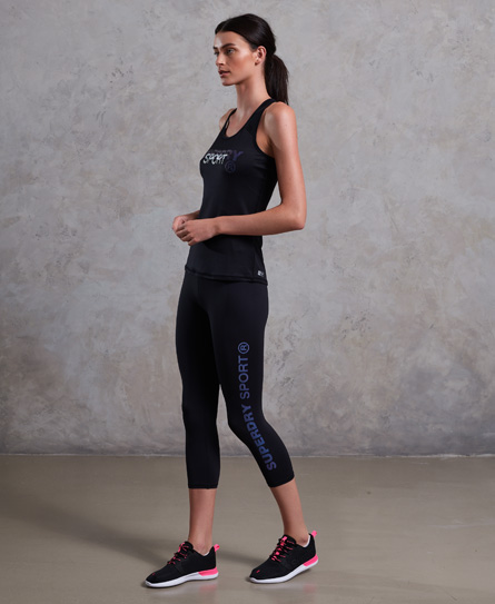 Superdry Superdry 3/4-lange Sport leggings