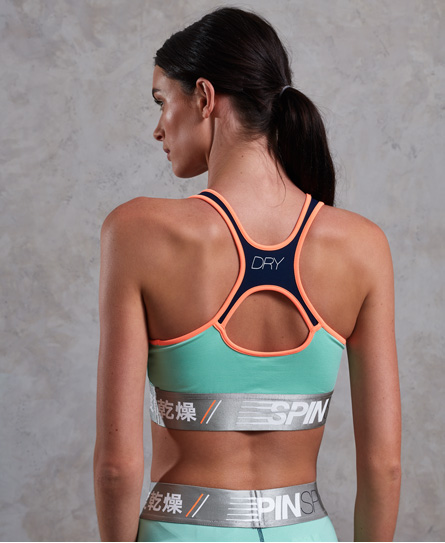 Sale Best Sale Spin Workout Bra Superdry Sale Cheapest Price Free Shipping For Cheap Discount Affordable SzBlyR5Ly