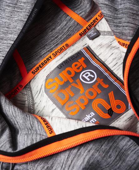Superdry Gym Tech Team Zip Hoodie
