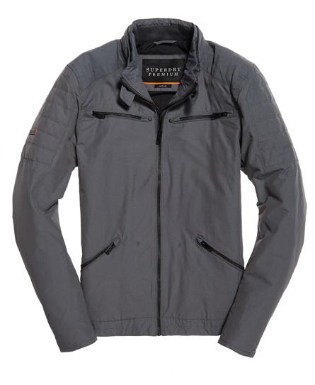 Superdry Premium Crest Racer Jacket
