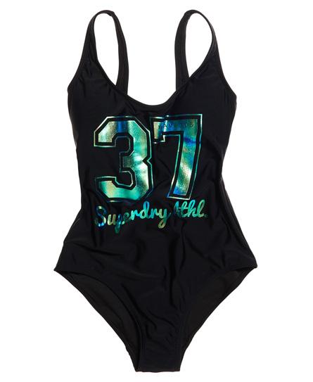 Superdry Traje de baño Athlete 37