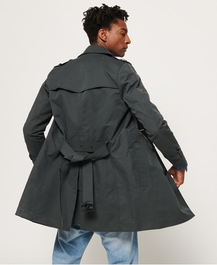 Superdry Premium Director Trench Coat