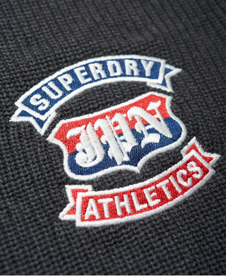 Superdry Pull à col rond texturé Athletic