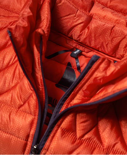 Superdry Fuji Double Zip Vest