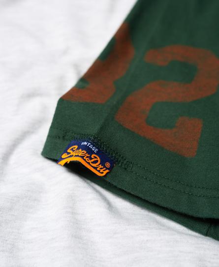 Superdry 054 Major League Raglan T-shirt