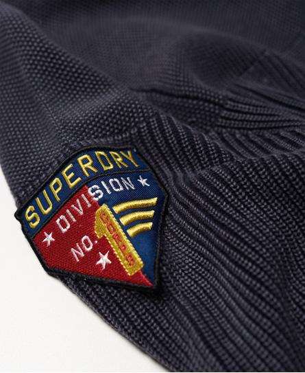 Superdry Athletic Badged Crew Jumper
