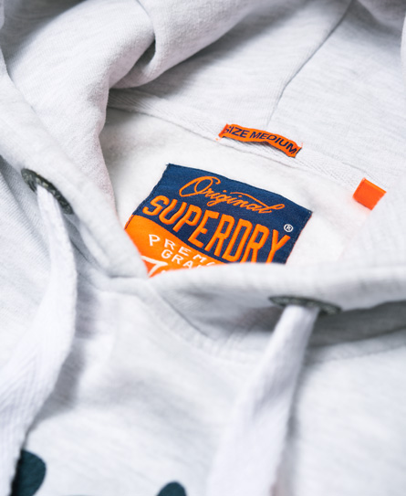 Superdry Real JPN Goods Hoodie