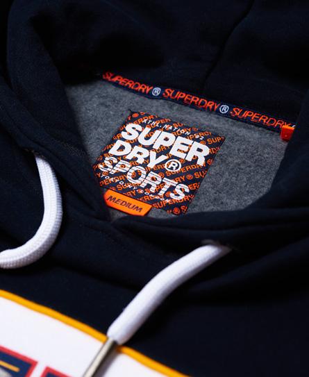 Superdry Retro Stripe Hoodie