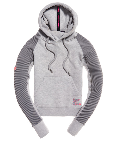 superdry flex hoodie damen hoodies. Black Bedroom Furniture Sets. Home Design Ideas