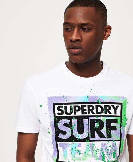 Superdry Echo Beach Box Fit T-Shirt