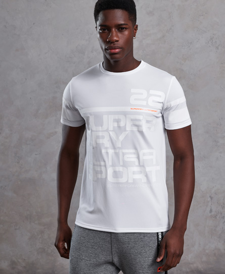 Superdry NuCore Strong Tech T-Shirt