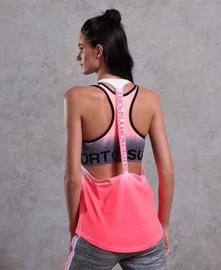 Sport Racer Acid Vest Top Superdry From China Low Shipping Fee Cheap Really VL8O8KaP