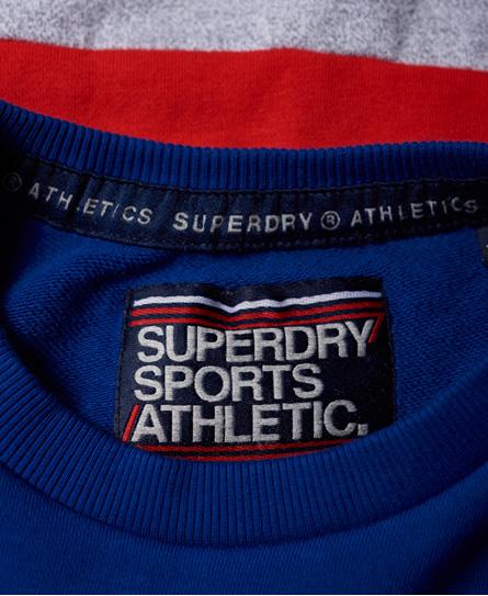 Superdry Sweat-shirt à empiècement Stadium