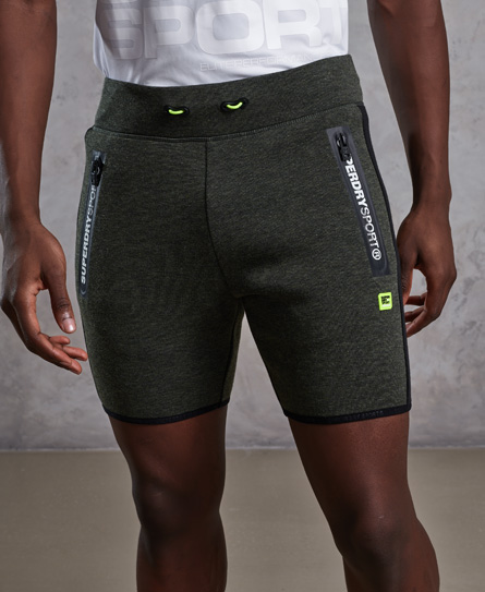 Superdry Gym Tech Stripe Slim Shorts