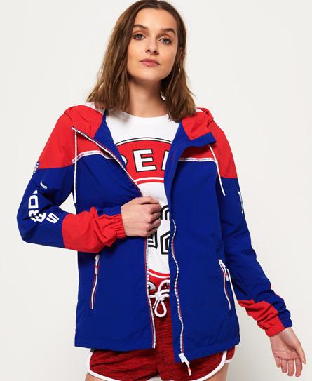 Manteau technique femme