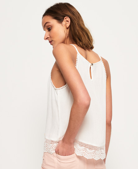 Charlie Embellished Edge Top