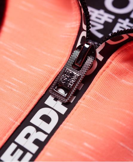 Superdry Lyhyt SD Sport Gym Tech Luxe -huppari