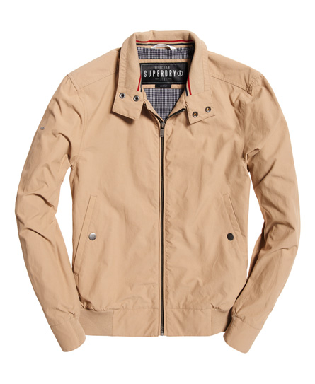 Superdry - Chaqueta Harrington Montauk - 2