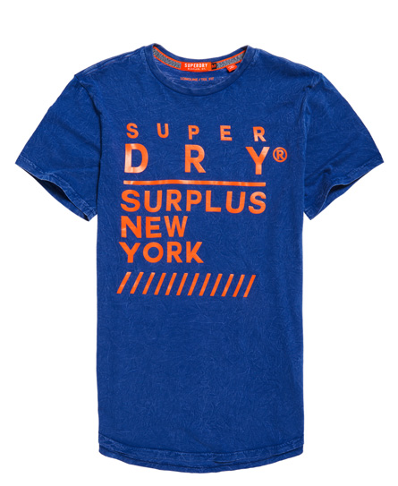 Superdry Superdry Lang Surplus Goods Graphic T-shirt