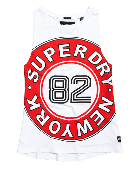 Superdry Pacific Coast Vest Top
