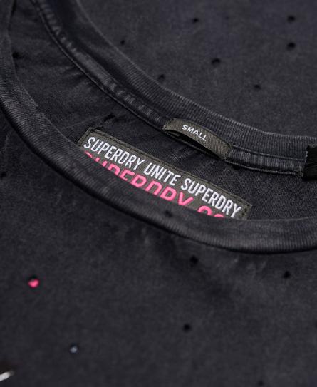 Superdry Nibble Punk Vest Top