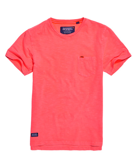 Dry Originals Pocket T-Shirt