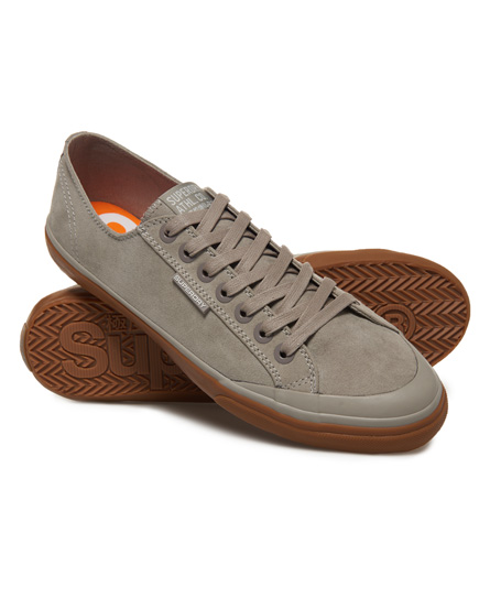 Superdry PRO LUXE - Trainers - dove grey 5mZUFg