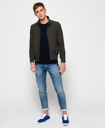 Superdry Montauk Harrington jas