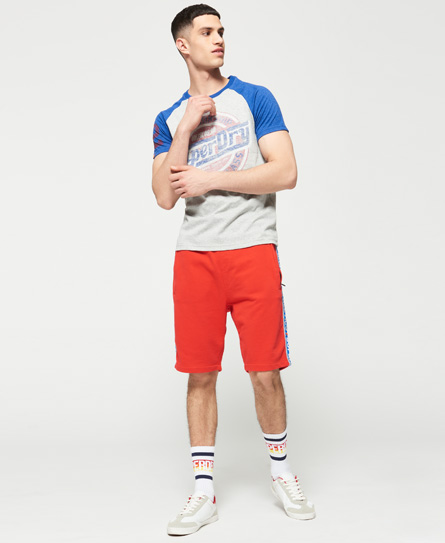 Superdry 054 Major League Raglan T-shirt