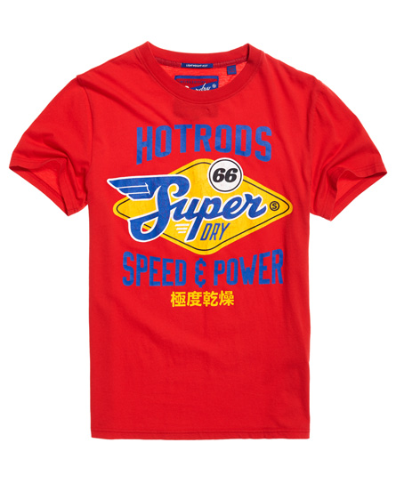 Superdry Superdry Reworked Classic Surf Lite T-shirt