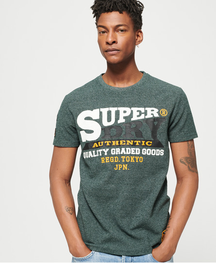 Authentic Supply T-shirt Superdry Perfect Sale Online Lowest Price P5IFu3J
