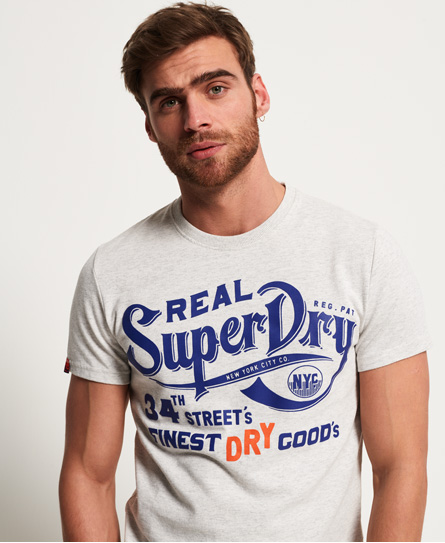 Superdry NYC Finest T-shirt