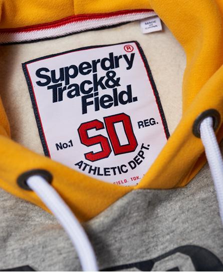 Superdry Trackster Baseball Hoodie