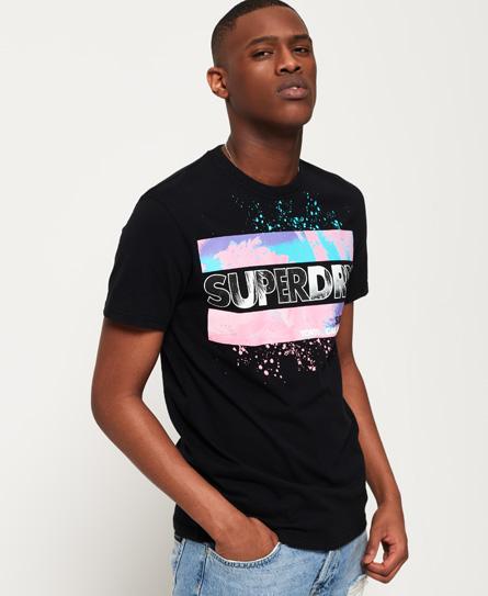 Superdry - Camiseta de corte cuadrado Echo Beach - 2